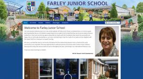 Farley Junior School MyEduWebsite