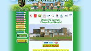 Cwm Glas Primary MyEduWebsite
