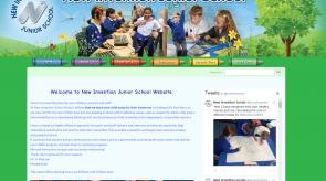 New Invention Junior School MyEduWebsite