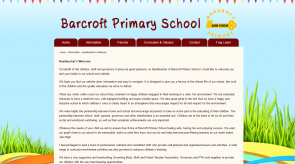 Barcroft Primary MyEduWebsite